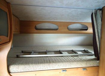 Mc Louis Tandy Plus 620 Camper  Mansardato Usato - foto 10