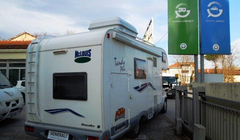 Mc Louis Tandy Plus 620 Camper  Mansardato Usato - foto 20