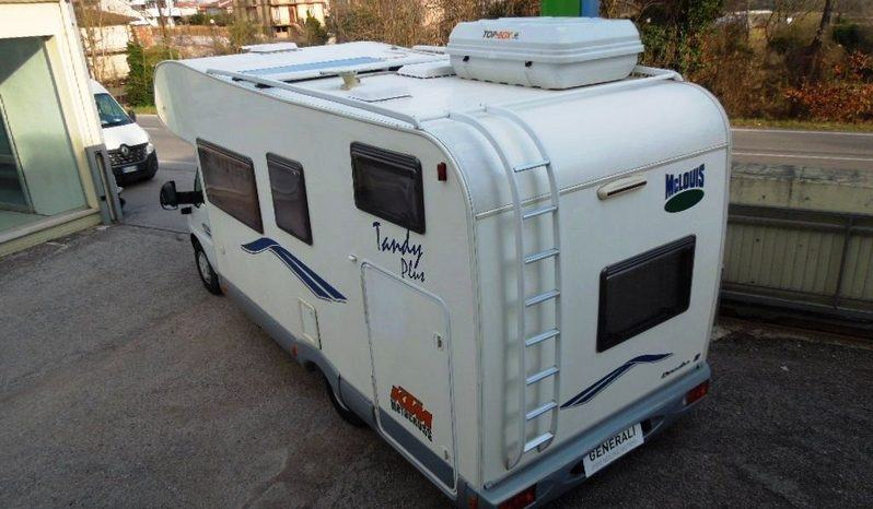 Mc Louis Tandy Plus 620 Camper  Mansardato Usato - foto 3