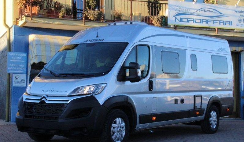 Possl Roadcruiser Citroen 160cv 3,5t Heavy ( Elegance + Camper  Puro Nuovo