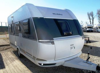 455ufdeluxe Camper  Roulotte Nuovo