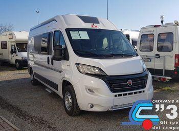 Adria Italia Twin Plus 600 Spx Camper  Puro Nuovo