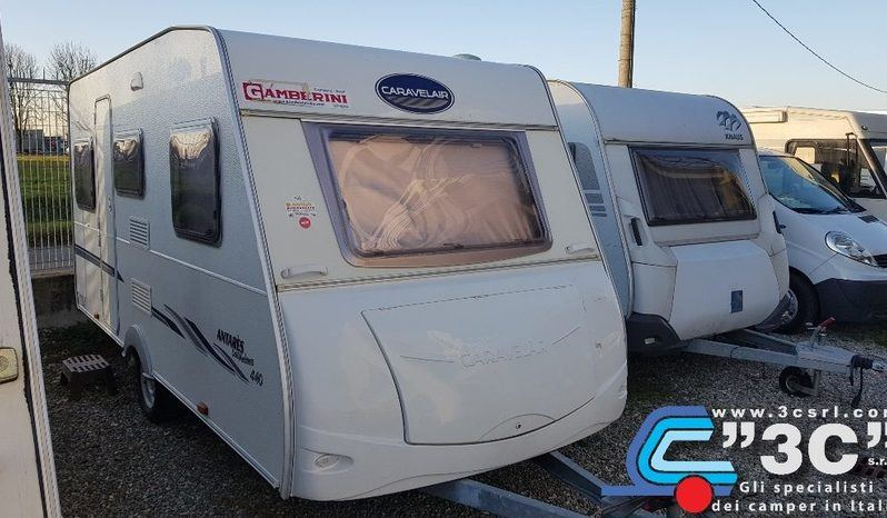 Caravelair Antares 440 Camper  Roulotte Usato
