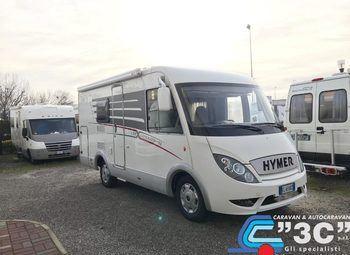Eriba Hymer Hymer Exsis-i Ex 512 Motorhome Compatto Camper  Motorhome Usato