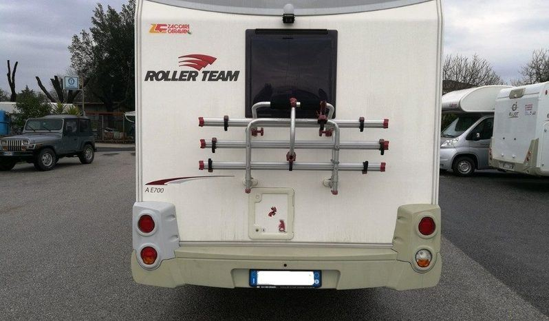 Roller Team Autoroller 7 Camper  Mansardato Usato - foto 5