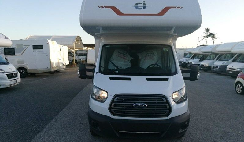 Caravans International Horon 95 M Camper  Mansardato Nuovo