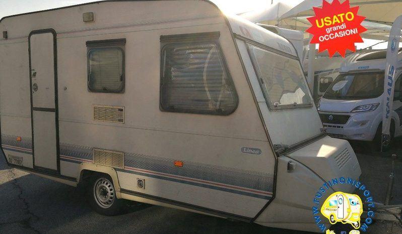 Optima400caravanusatakg745mod4052tn Camper  Roulotte Usato