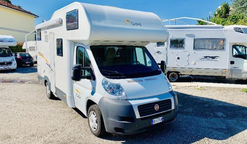Adria Italia Sun Living Lido A11 Camper  Mansardato Usato