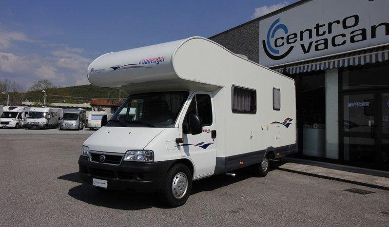Challenger Genesis 45 Camper  Mansardato Usato