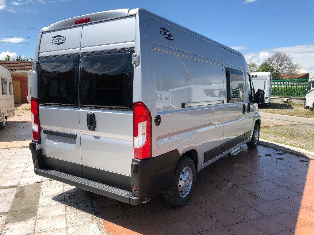Carado Gmbh Vlow 601 Venduto Camper Puro Nuovo 11404992 su ...