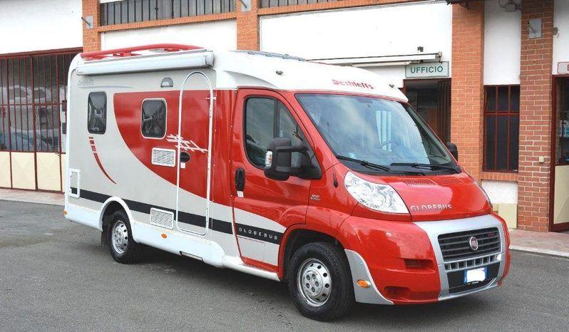 Dethleffs Globebus Semintegrale Corto, Automatico Camper  Parzialmente Integrato Usato