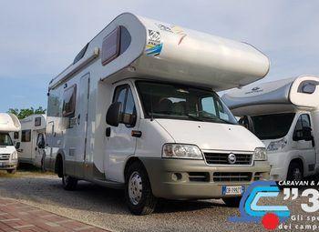 Knaus Sun Traveller 658 Camper  Mansardato Usato