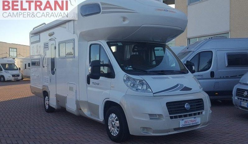 Caravans International Mizar Gtl - Anno 2008 Camper  Mansardato Usato