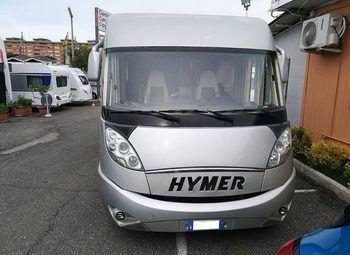 Eriba Hymer B 674 Sl -alko Camper  Integrato Usato