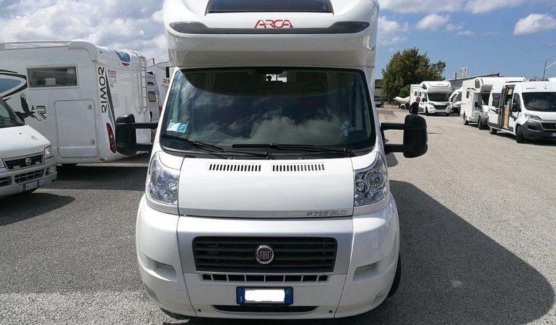 Arca Camper P 735 Glc Alko Camper  Parzialmente Integrato Usato