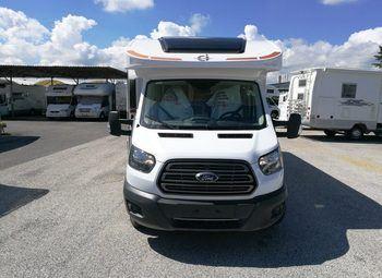 Foto Caravans International Horon 65 Xt Camper  Parzialmente Integrato Nuovo