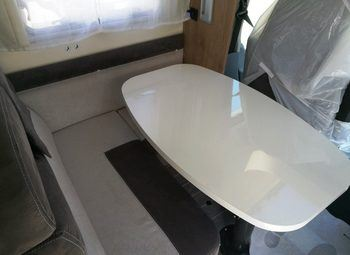 Caravans International Horon 65 Xt Camper  Parzialmente Integrato Nuovo - foto 13