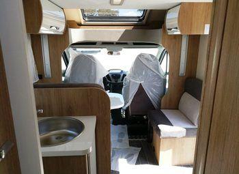 Caravans International Horon 65 Xt Camper  Parzialmente Integrato Nuovo - foto 15