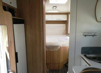 Caravans International Horon 65 Xt Camper  Parzialmente Integrato Nuovo - foto 17