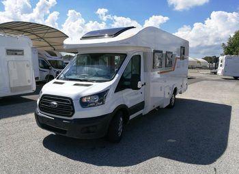 Caravans International Horon 65 Xt Camper  Parzialmente Integrato Nuovo - foto 2