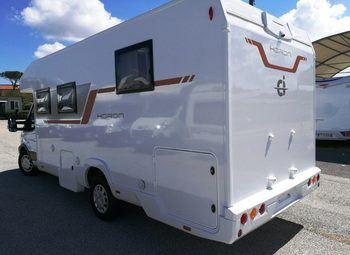 Caravans International Horon 65 Xt Camper  Parzialmente Integrato Nuovo - foto 4