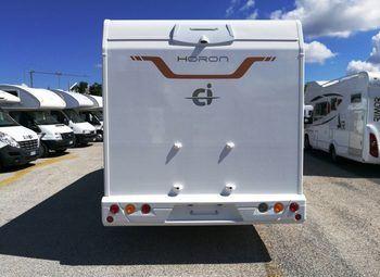 Caravans International Horon 65 Xt Camper  Parzialmente Integrato Nuovo - foto 5