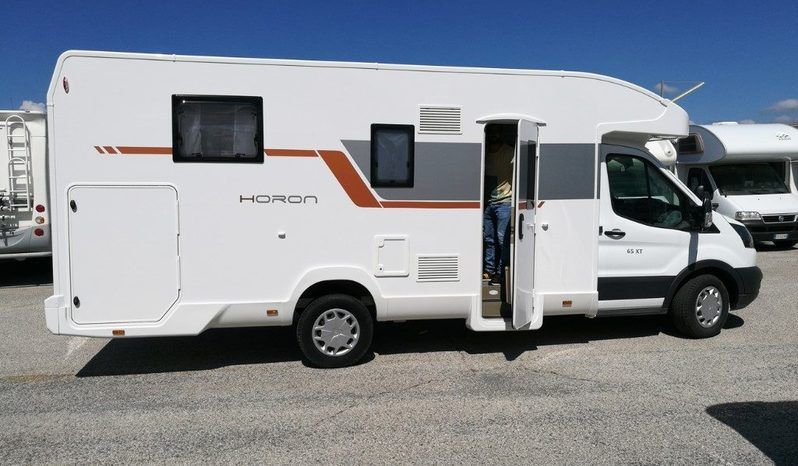 Caravans International Horon 65 Xt Camper  Parzialmente Integrato Nuovo - foto 7