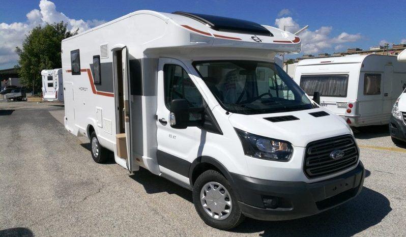 Caravans International Horon 65 Xt Camper  Parzialmente Integrato Nuovo - foto 8