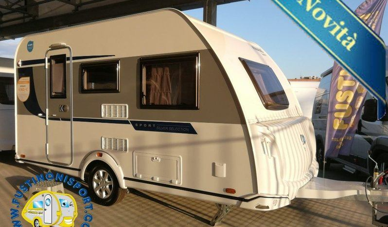 Sport400lksilverselectioncaravannuova4p Camper  Roulotte Nuovo