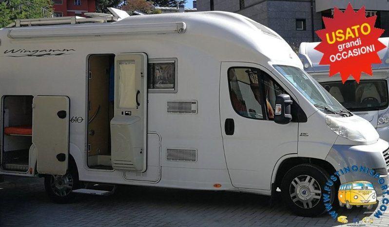 Wingamm Oasi 610 Gl Monoscocca 4 Posti 2008 Camper  Integrato Usato
