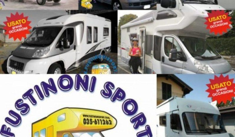 Mobilvetta Camper Usati  Fustinoni - Bergamo- Camper  Mansardato Usato