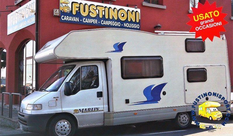 Elnagh Marlin 64 2800 Jtd 6 Posti +1  2001 Famigliare Camper  Mansardato Usato