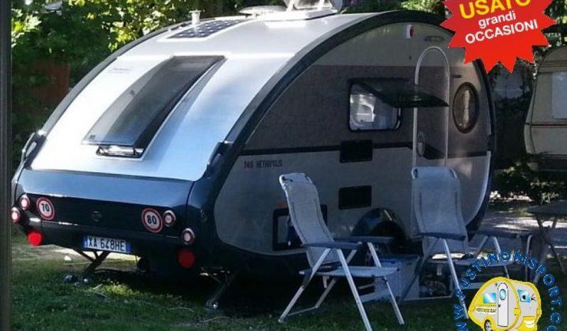 Tabbert Caravan T@b  L 400 Td Minicaravan Seminuova  3 P Completa Camper  Roulotte Usato