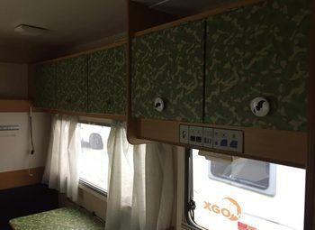 Caravans International Granduca Camper  Mansardato Usato - foto 8