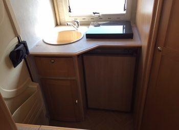 Caravans International Mizar 140 Camper  Mansardato Usato - foto 13