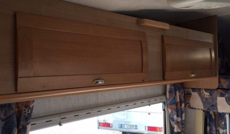 Caravans International Mizar 140 Camper  Mansardato Usato - foto 18
