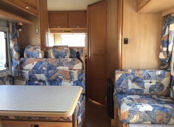 Caravans International Mizar 140 Camper  Mansardato Usato - foto 3