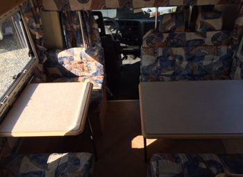 Caravans International Mizar 140 Camper  Mansardato Usato - foto 5