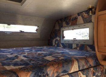 Caravans International Mizar 140 Camper  Mansardato Usato - foto 6