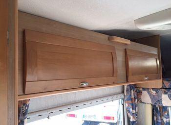 Caravans International Mizar 140 Camper  Mansardato Usato - foto 9