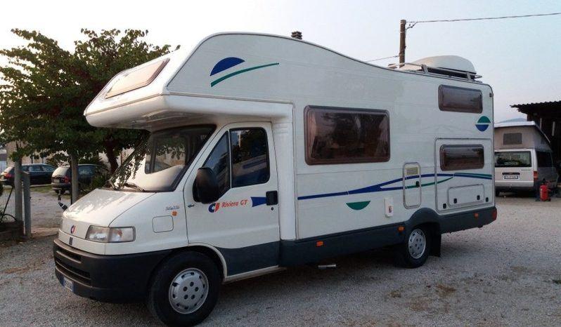 Caravans International Riviera Gt Camper  Mansardato Usato