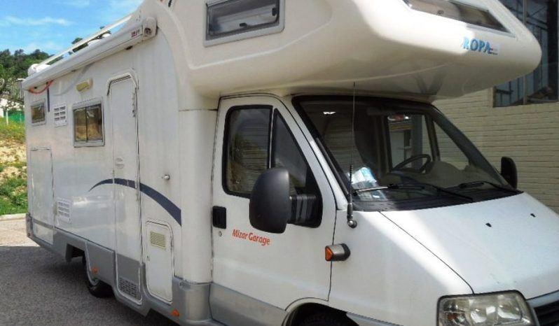Caravans International Mizar Garage Fiat Ducato 18 2.8 Jtd 127 Cv Camper  Mansardato Usato