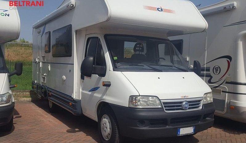 Caravans International Elliot 40 - Anno 2004 Camper  Mansardato Usato