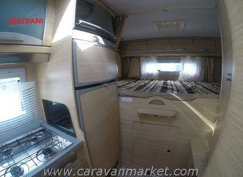Roller Team Granduca Garage P - Anno 2006 Camper  Parzialmente Integrato Usato - foto 12