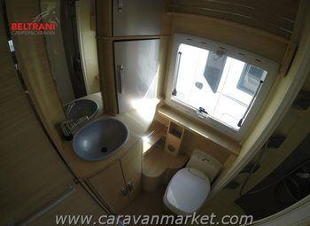 Roller Team Granduca Garage P - Anno 2006 Camper  Parzialmente Integrato Usato - foto 17