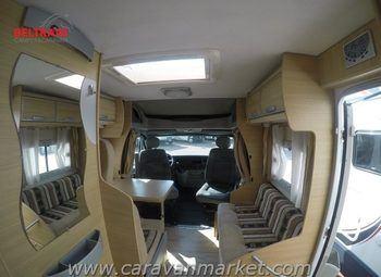 Roller Team Granduca Garage P - Anno 2006 Camper  Parzialmente Integrato Usato - foto 18