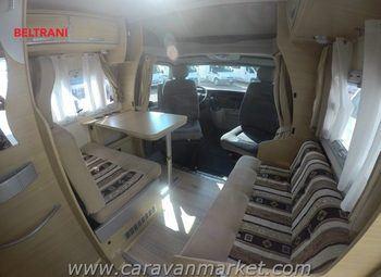 Roller Team Granduca Garage P - Anno 2006 Camper  Parzialmente Integrato Usato - foto 5