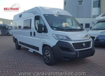Foto Caravans International Kyros 5 - Modello 2019 Camper  Puro Km 0