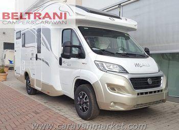 Foto Caravans International Magis 94 Xt - Mod. 2019 Camper  Parzialmente Integrato Km 0