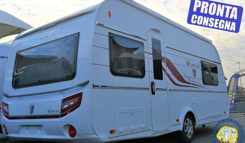 Tabbert Caravan Vivaldi 490 Td Caravan Nuova 4 P Pronta Consegna Camper  Roulotte Nuovo